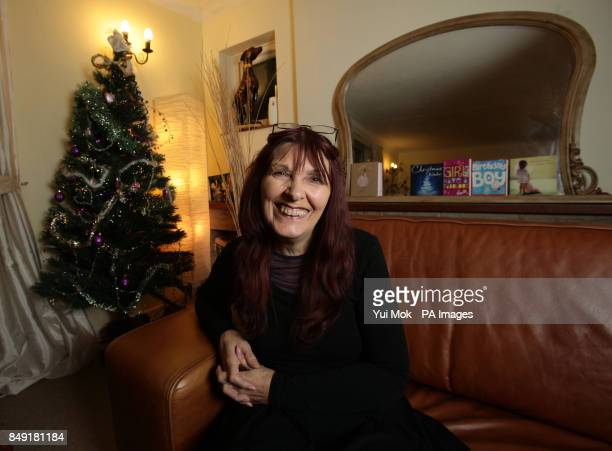 Janis Sharp mother of Gary McKinnon at her home in Hertfordshire as the computer hacker will face no further criminal action the Director of Public...