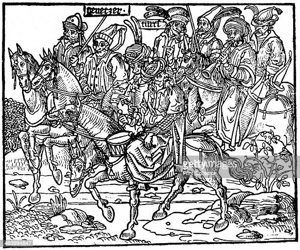 Janissaries 1486 From Bernhard von Breydenbach's Peregrinationes in Montem Syon 1486 Janissaries were soldiers that made up the bodyguard and...