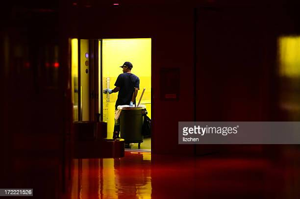 janitor - janitor stock photos and pictures