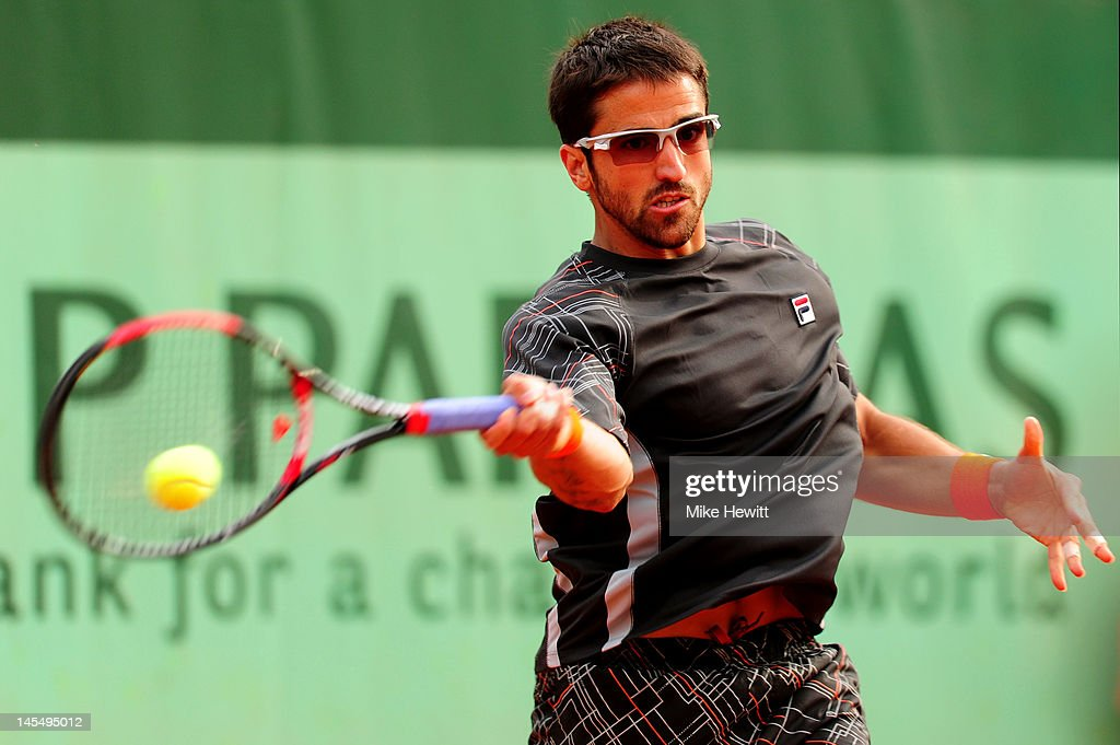 2012 French Open - Day Five : News Photo