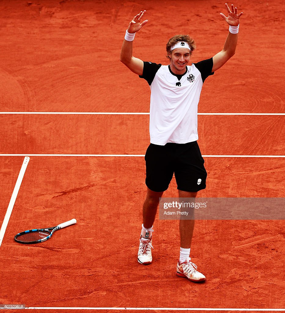Germany v Poland - Davis Cup Playoff Day 3