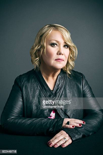Jann Arden is photographed at the 2016 Juno Awards for The Globe and Mail on April 3 2016 in Calgary Alberta