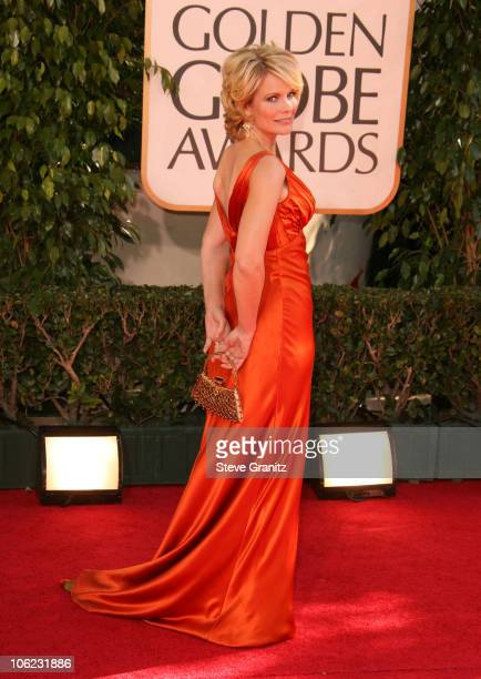 Jann Carl during 64th Annual Golden Globe Awards Arrivals at Beverly Hilton in Beverly Hills CA United States