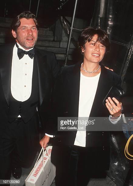 Jann Wenner and Jane Wenner during Dinner Party Honoring Richard Avedon Hosted by Random House and The New Yorker September 27 1993 in New York City...
