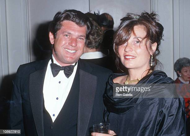 Jann Wenner and Jane Wenner during National Conference of Christians and Jews Humanitarian Awards Dinner at The Waldorf Astoria Hotel in New York...