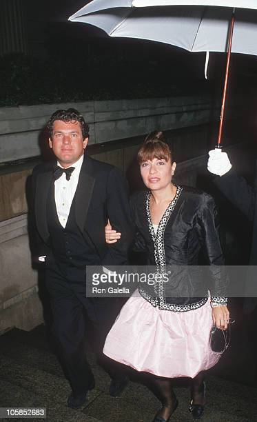 Jann Wenner and Jane Wenner during Wedding Reception For Jonathan Tisch Laura Steinberg at Metropolitan Museum of Art in New York City New York...