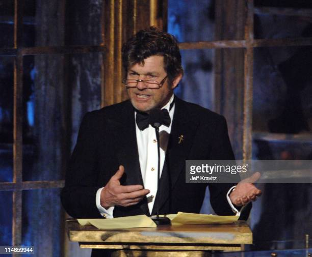 Jann Wenner during 21st Annual Rock and Roll Hall of Fame Induction Ceremony - Show at The Waldorf-Astoria in New York City, New York, United States.