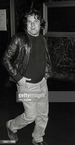 Jann Wenner during Simon and Garfunkel Concert After Party - September 11, 1981 at The Savoy in New York City, New York, United States.