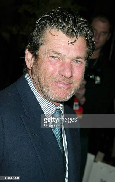 Jann Wenner during Zac Posen Fall 2003 Fashion Show at The Four Seasons Restaurant in New York, NY, United States.
