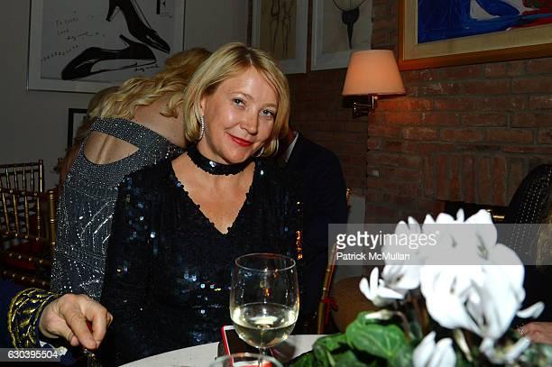 Janna Bullock attends Leesa Rowland Ramona Singer R Couri Hay Cornelia Guest Salute Animal Ashram @ Chez Couri at Chez Couri on December 19 2016 in...