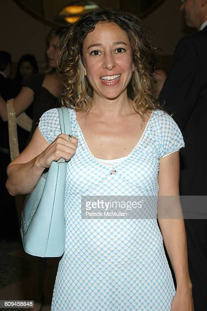 Janna Levin attends BARNARD COLLEGE Spring Gala at Pier 60 on June 12 2007 in New York City