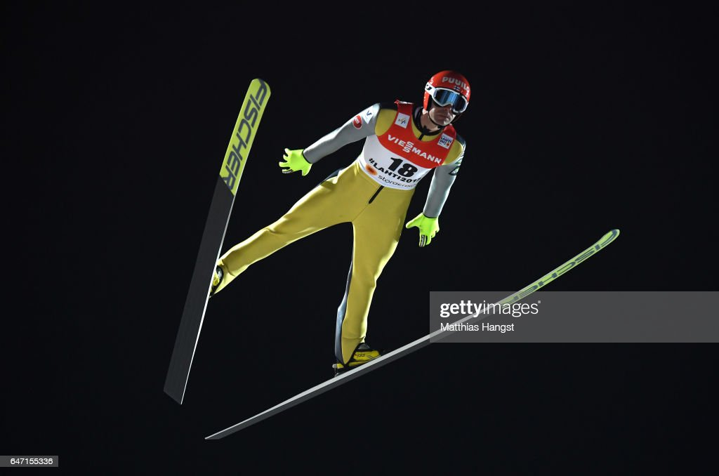 Men's Ski Jumping HS130- FIS Nordic World Ski Championships