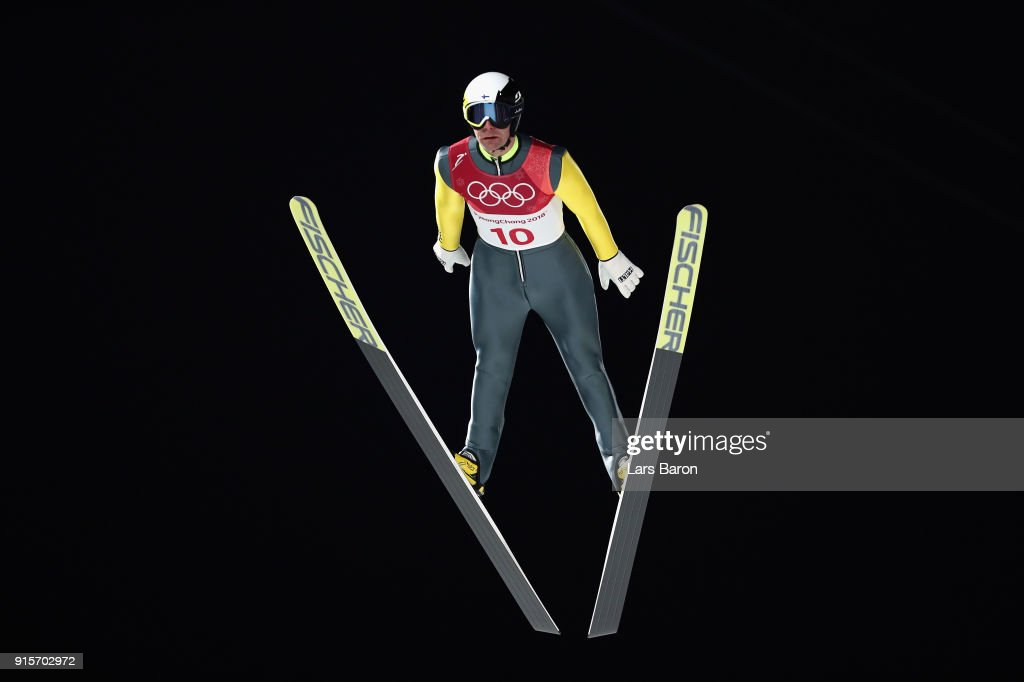 Ski Jumping - Winter Olympics Day -1