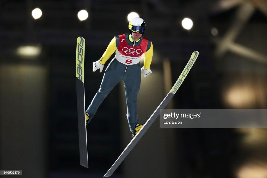 Ski Jumping - Winter Olympics Day 1