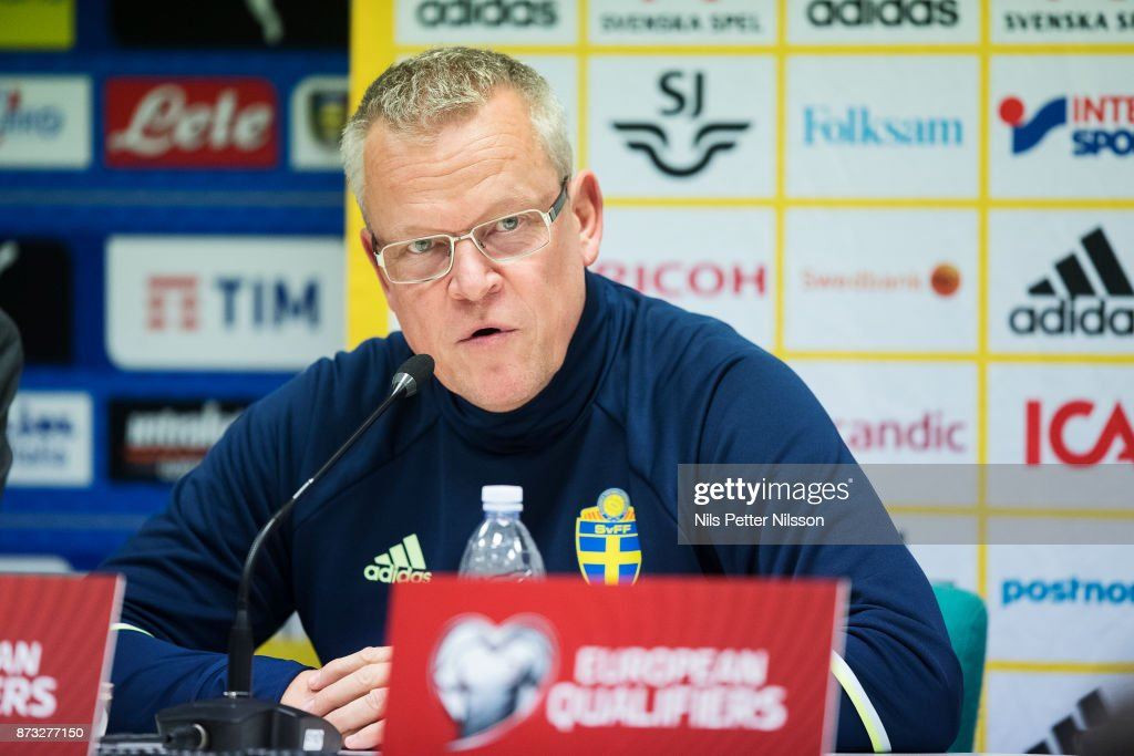 Sweden Training Session : News Photo