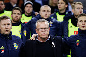amsterdam netherlands janne andersson head coach