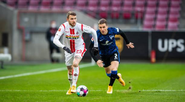 DEU: BUNDESLIGA - 1. FC Koeln v Hertha BSC
