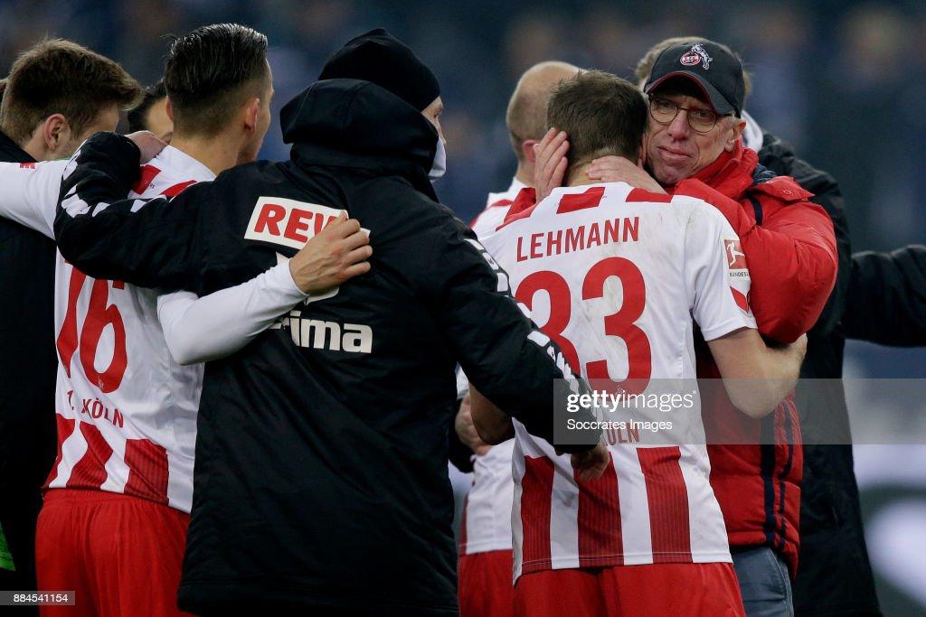 Schalke 04 v 1. FC Koln - German Bundesliga : ニュース写真