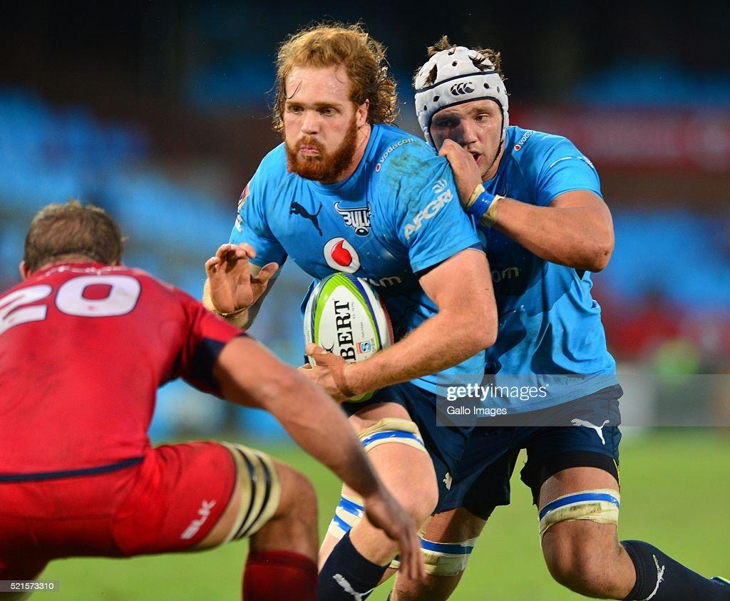 Super Rugby Rd 8 - Bulls v Reds : News Photo