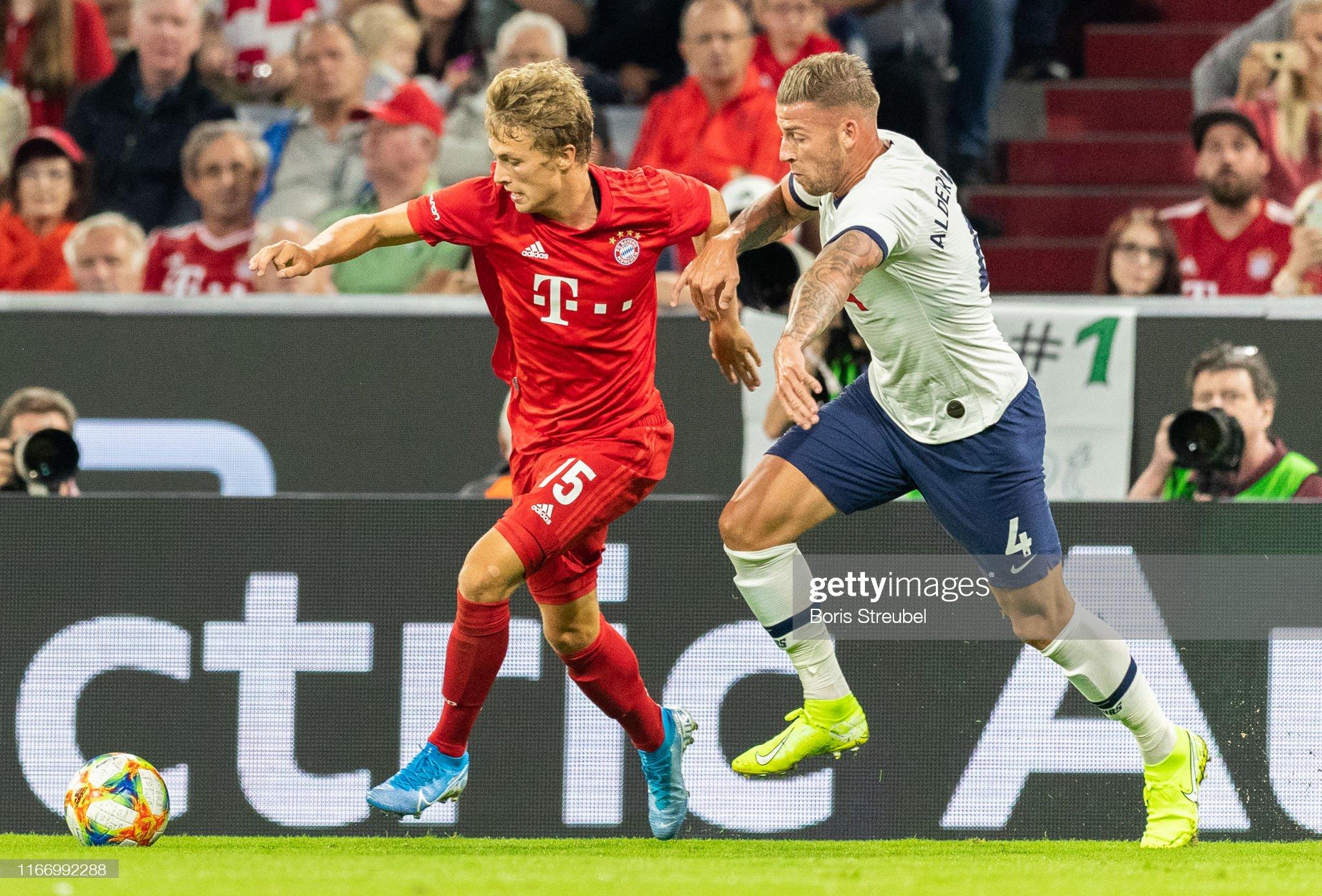 Tottenham v Bayern Munich Preview, prediction and odds