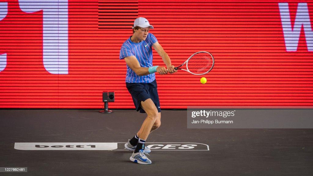 Tennis - bett1ACES Tempelhof : ニュース写真