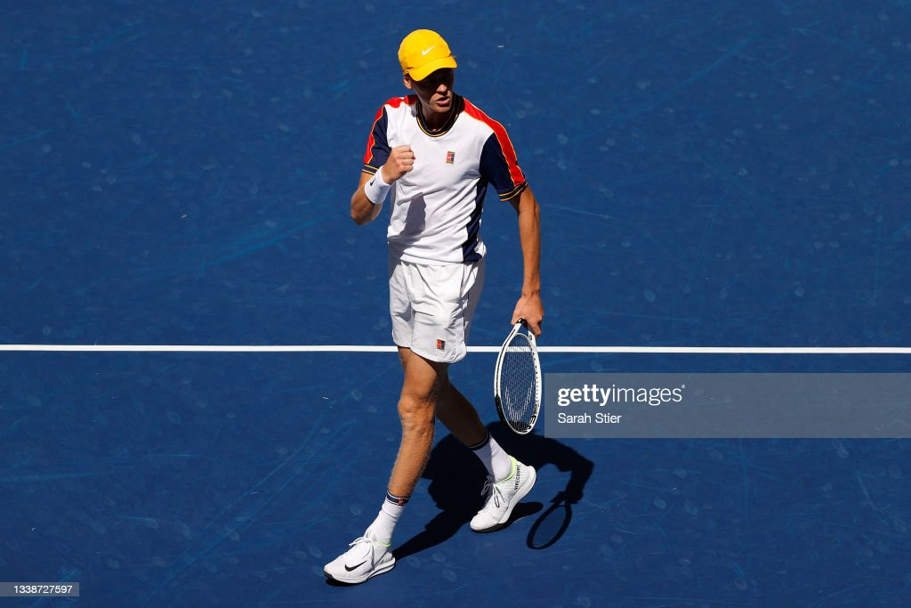 2021 US Open - Day 8 : News Photo