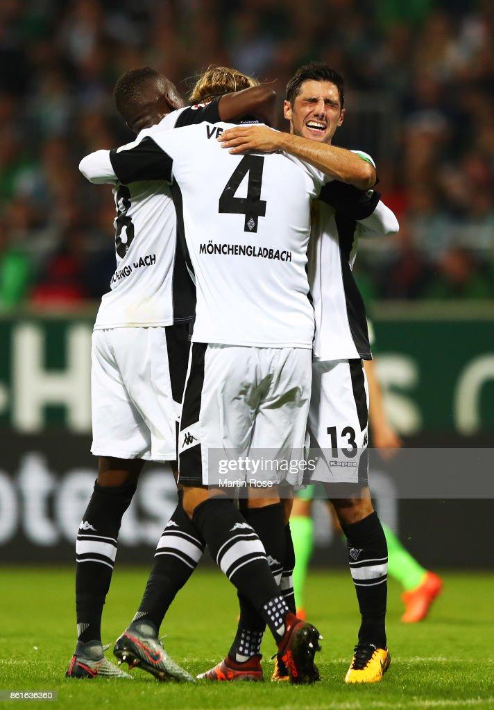 SV Werder Bremen v Borussia Moenchengladbach - Bundesliga