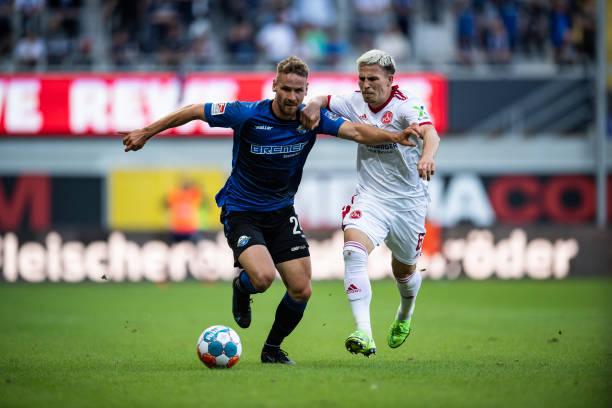 DEU: SC Paderborn 07 v 1. FC Nürnberg - Second Bundesliga