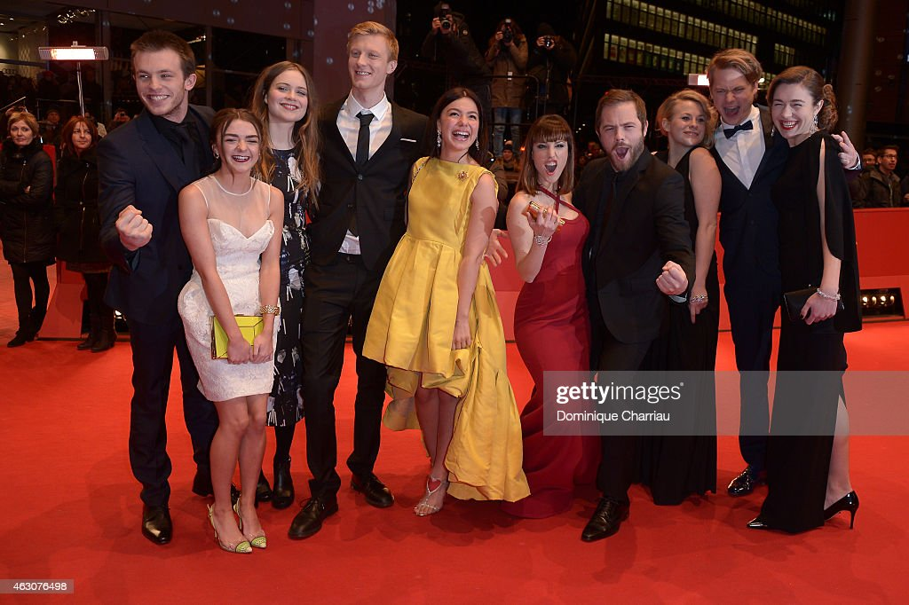 'As We Were Dreaming' Premiere - 65th Berlinale International Film Festival