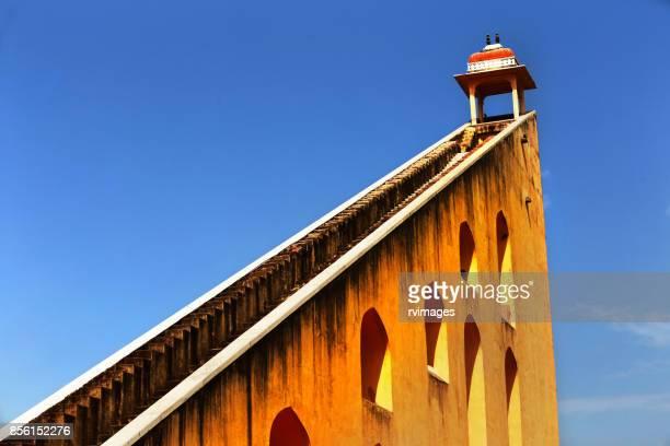 Jantar Mantar, the Observatory, Jaipur, Rajasthan, India