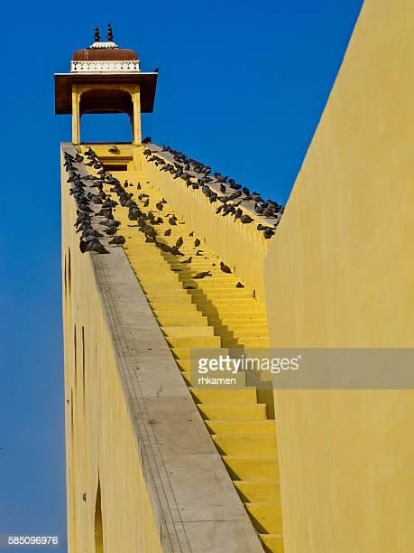 Jantar Mantor Observatory, Jaipur, Rajasthan, India