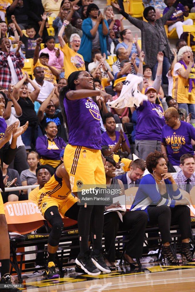 Phoenix Mercury v Los Angeles Sparks - Game Two