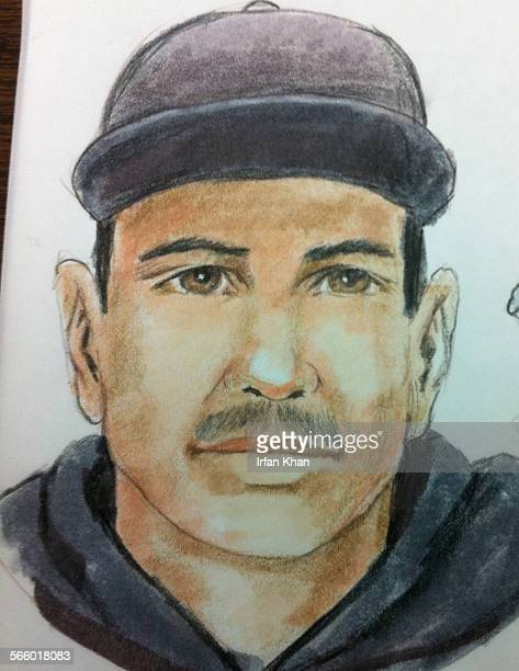 REDLANDS CA January 06 2010 Sketch of fatal shooting suspect released Redlands Police have released a sketch of a possible suspect in the shooting...