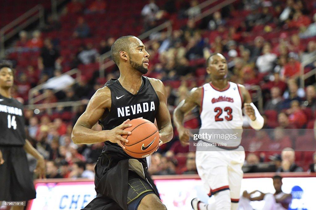 NCAA BASKETBALL: JAN 06 Nevada at Fresno State : News Photo
