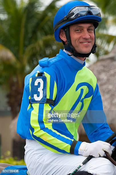 January 1 2013 TJOCKEY SCOTT SPIETH he 34th Running Of The Old Hat Gulfstream Park Horse Racing On New Years Day