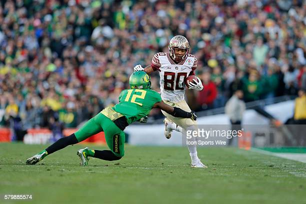 Florida State Seminoles wide receiver Rashad Greene during the College Football Playoff Semifinal Rose Bowl Game presented by Northwestern Mutual...