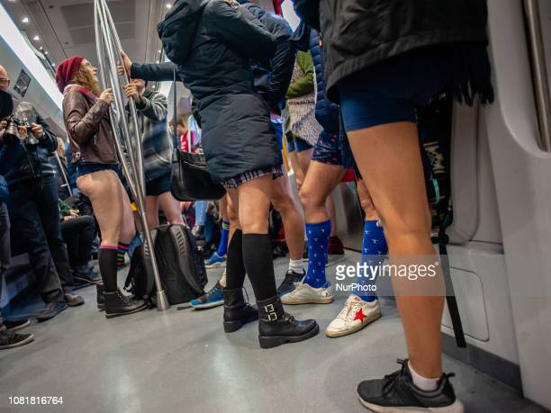January 13th Amsterdam As in years past there are No Pants Subway Rides happening in dozens of cities around the world on January 13 the same day as...