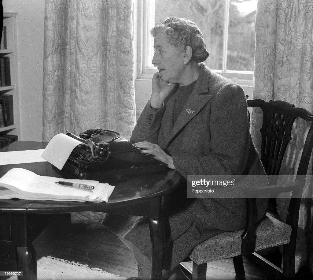Agatha Christie Festival Starts In Torbay