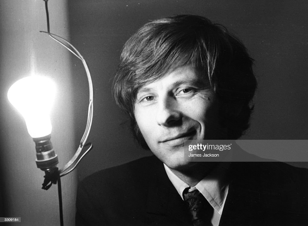 Roman Polanski : News Photo