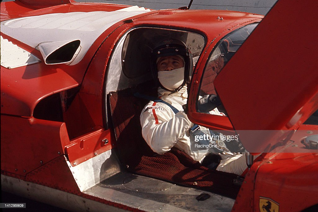 Mario Andretti - 1970 24 Hours of Daytona : News Photo