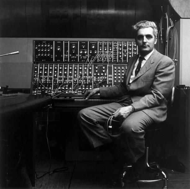 Robert Moog Wall Art