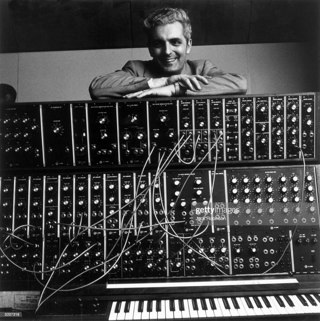 Robert Moog : News Photo