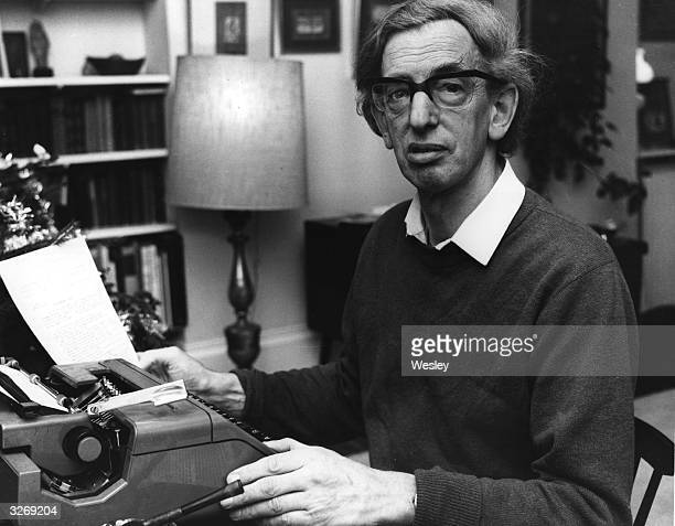 The British historian Eric Hobsbawm
