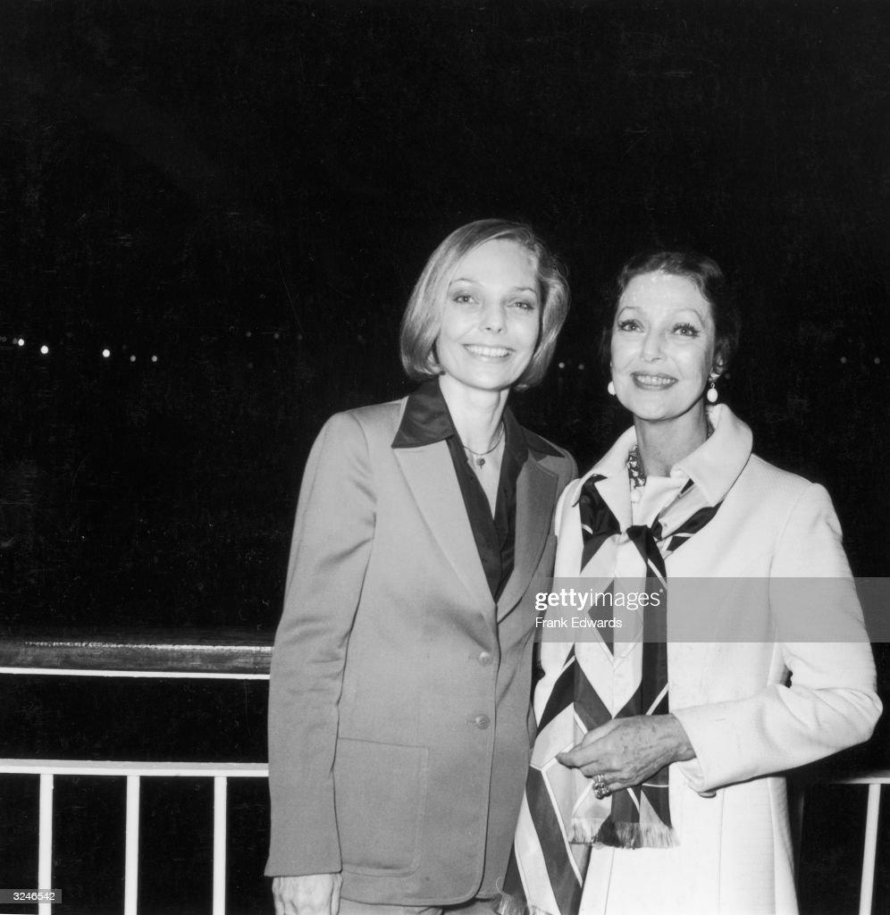 Judy And Loretta : News Photo