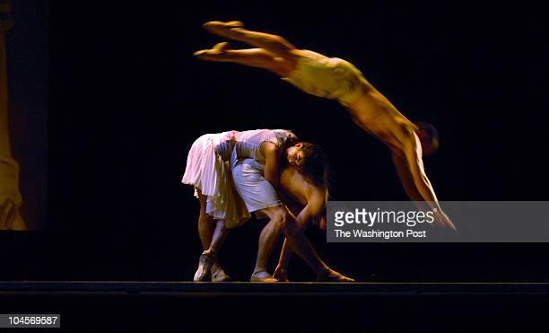 January 2007 CREDIT Katherine Frey / TWP Washington DC Washington Ballet presents Noche Latina at the Kennedy Center Sona Kharatian and Jonathan...