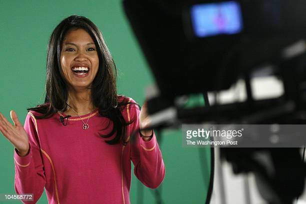 January 2007 CREDIT Linda Davidson / TWP BALTIMORE DC Michelle Malkin conservative author and Fox News commentator who also does an internet news...