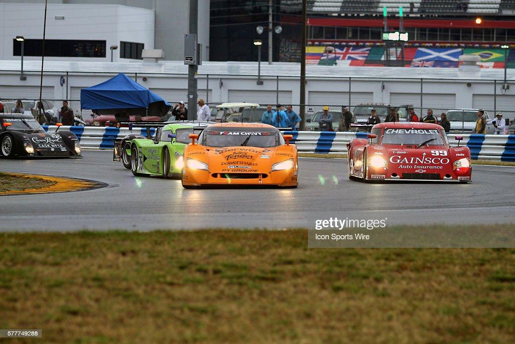 Grand Am Rolex Sports Car Series drivers Jared Beyer, Dane Cameron ...