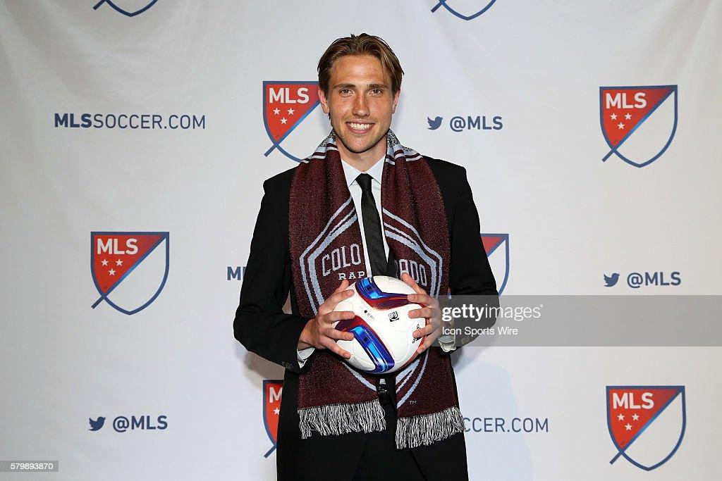 SOCCER: JAN 15 MLS SuperDraft : News Photo