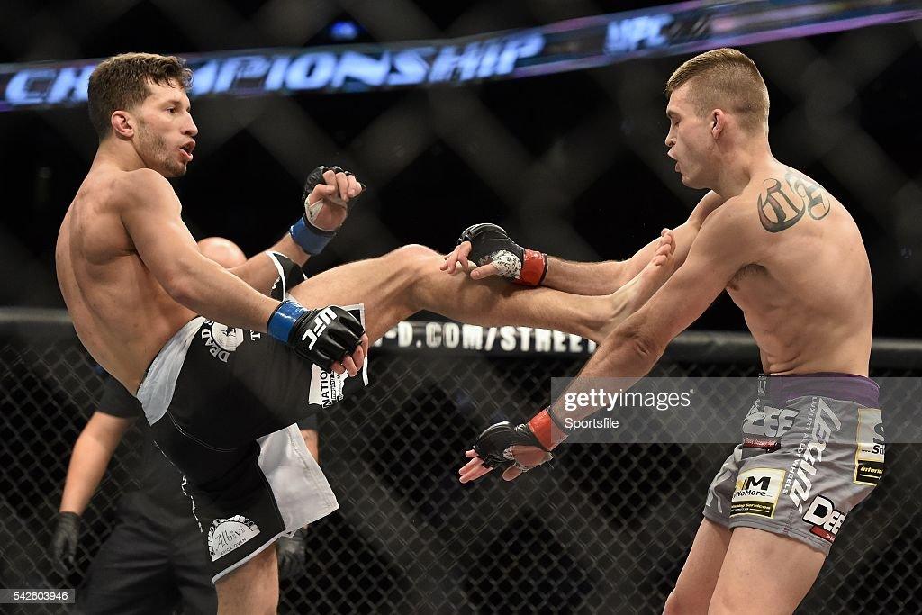UFC Fight Night Undercard- Johnny Case v Frankie Perez : News Photo