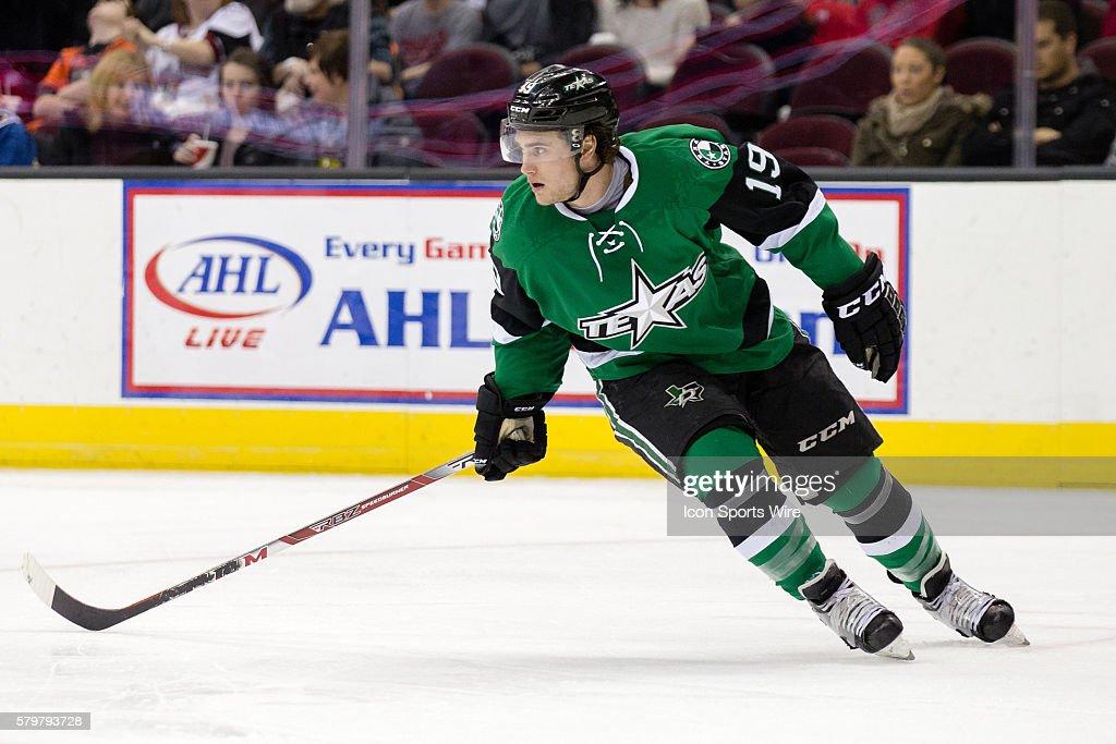 AHL: JAN 29 Texas Stars at Lake Erie Monsters : News Photo